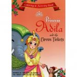 Princess Adila Colouring and Activity Book