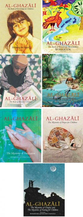 Al Ghazali Children Books & Workbooks (7 books) - Click Image to Close