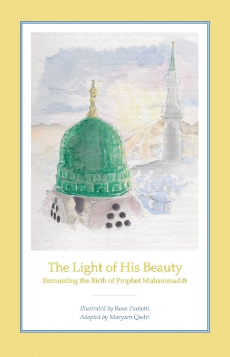 The Light of His Beauty - Click Image to Close