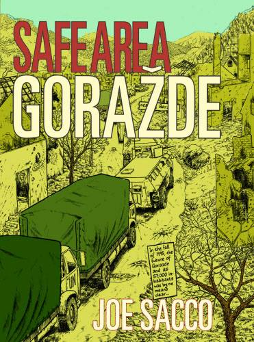 Safe Area Gorazde - Click Image to Close